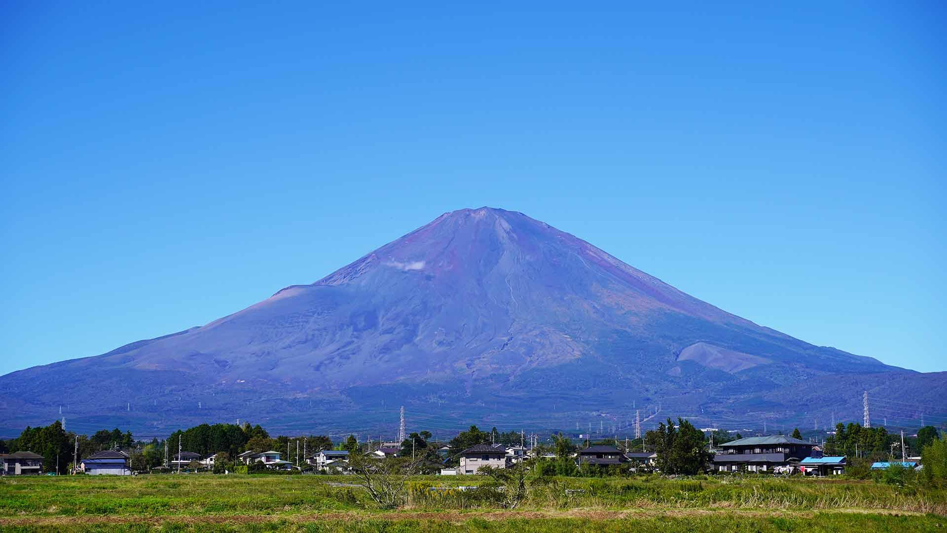 【コースB】カフェ&富士山堪能コース